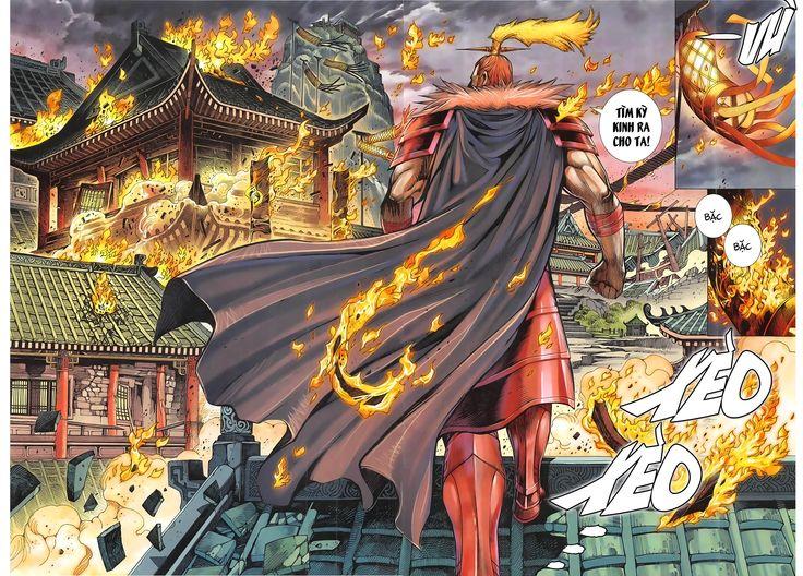 Tây Du chap 3 - Truyện tranh   Truyện tranh online   Đọc truyện tranh   Manga