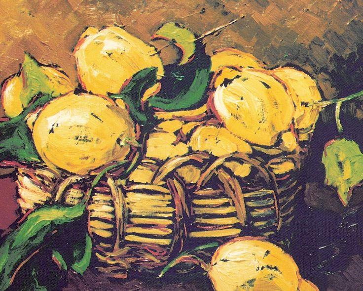 Franco Bracciante, Cestino con limoni