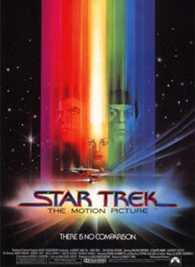 This started it all.... Robert Wise directs Star Trek The Motion(al) picture. Epic soundtrack.
