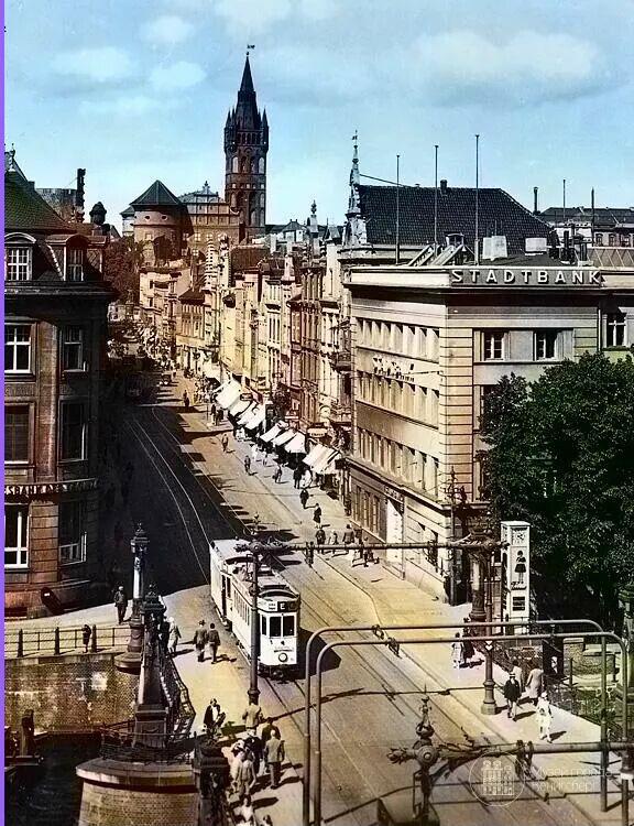 Koenigsberg in den 20ern