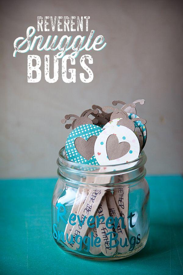 reverent-snuggle-bugs-from-#whipperberry - have reverent songs on sticks to pick