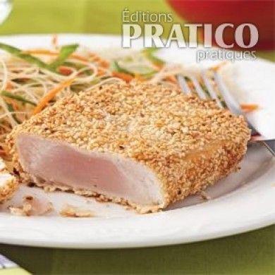 Les Meilleures Idées De La Catégorie Steak De Thon Sur - Cuisiner du thon rouge