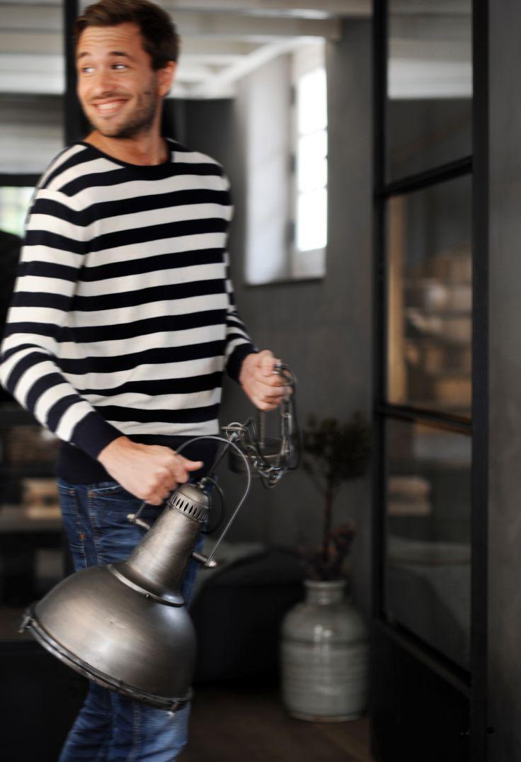 #casavivante #lamps #stripes