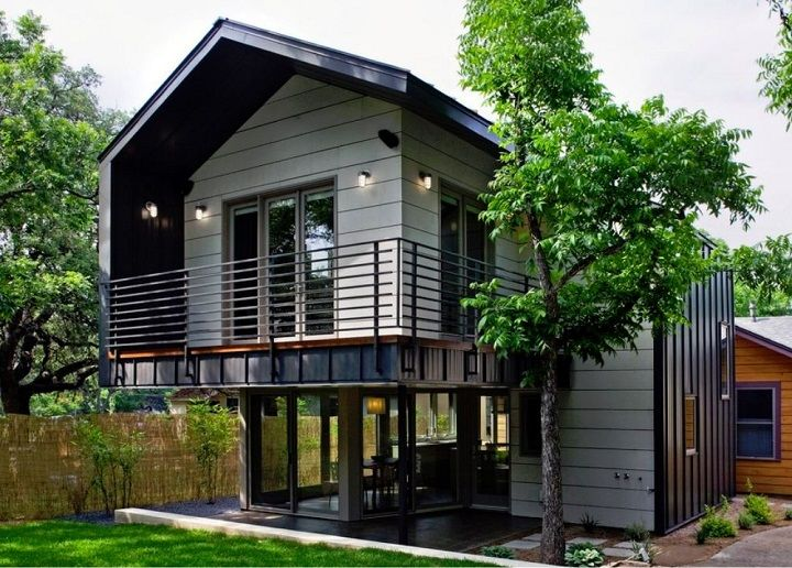 Amazing Homes On Stilts
