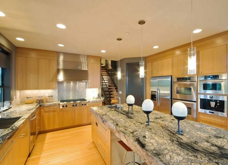 browse through pictures of kitchens in this gallery featuring modern light  wood kitchen cabinets. - Light Wood Kitchen Cabinets. Traditional Light Wood Kitchen