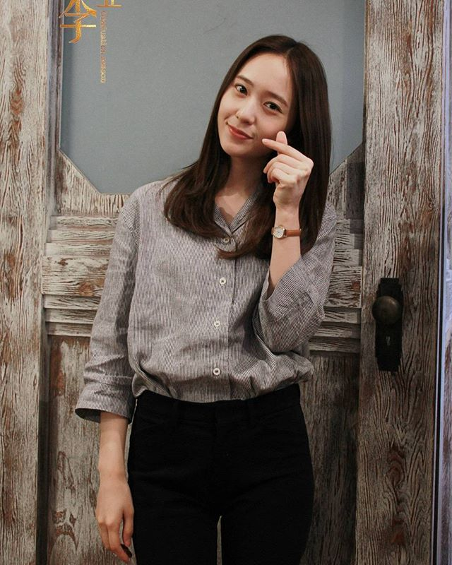 160520 KRYSTAL - 'Graduation Season' Weibo Update #fx #Krystal #KrystalJung…