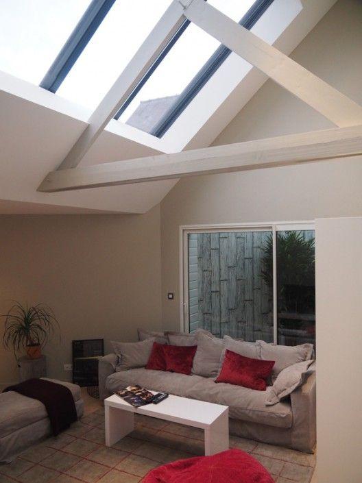 15 best Maison ossature bois Cuvry Lorraine Moselle images on - prix d une extension de maison de 20m2