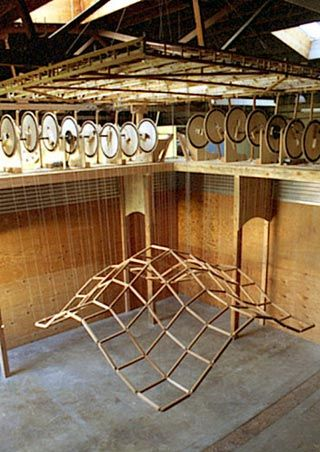 Reuben Margolin Kinetic sculptures-has 2 videos in motion...click on pin and go to the videos...vb