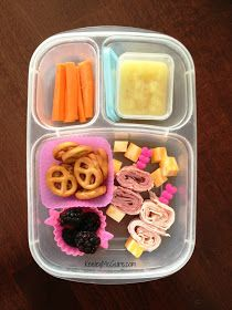Lunch Made Easy: A Week of {Allergy Friendly} School Lunches