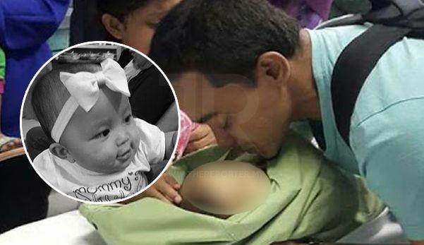 Kau yang bunuh Hanna!  Saksi dakwa bayi 13 bulan ditekup sehingga lemas oleh suami pengasuh warga Bangladesh   GOMBAK SELANGOR  28 Disember 2016 lalu seorang bayi perempuan berusia 13 bulan dilaporkan meninggal dunia akibat jangkitan kuman di paru-paru.  Bagaimanapun dalam perkembangan terkini yang didedahkan oleh bapa saudara mangsa Syedferdaus Syedmohammad mangsa Nur Hanna Nasuha binti Hafiz disyaki dibunuh di rumah pengasuh.  Kau yang bunuh Hanna!  Saksi dakwa bayi 13 bulan ditekup…