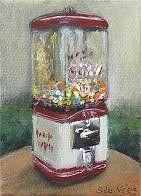 kauwgom ballen automaat / gumball machine