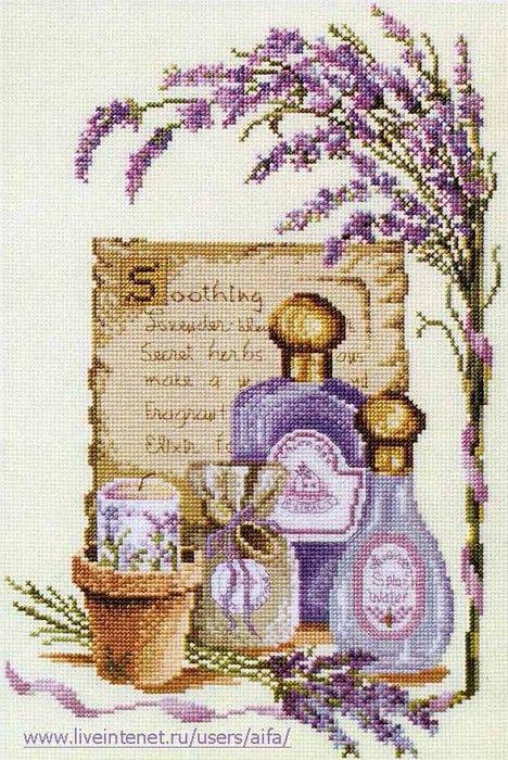 ❤ Janlynn 26-105 Soothing Lavender