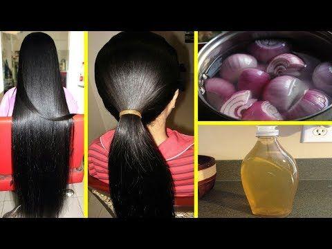 (17162) So werden deine Haare schneller, dicker und länger wachsen! - YouTube