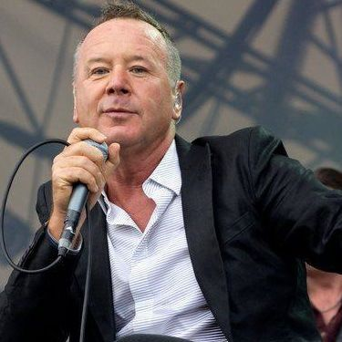 Jim Kerr (Simple Minds) was born on this day in 1959