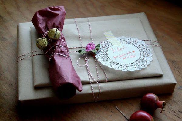 Inspiráló ötletek karácsonyi ajándékcsomagoláshoz   Életszépítők
