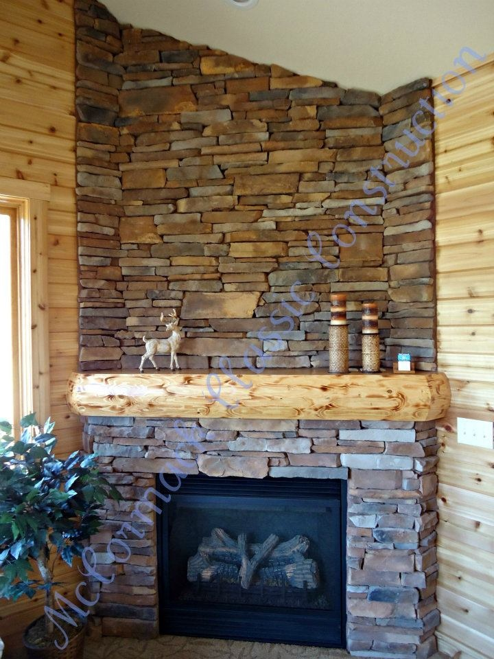 Another 4 Season Porch Design With Dry Stacked Stone