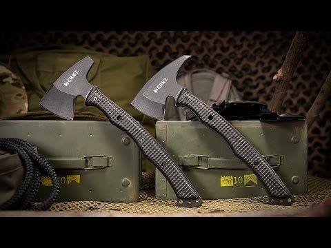 CRKT Chogan. Tomahawks zijn al een lange tijd een steunpilaar van nut in het leger. Van allround tool tot zelfverdedigingswapen. http://www.urbansurvival.nl/index.php?action=article&aid=33023&group_id=10000005&lang=nl