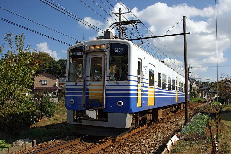 えちぜん鉄道三国芦原線 - Wikipedia