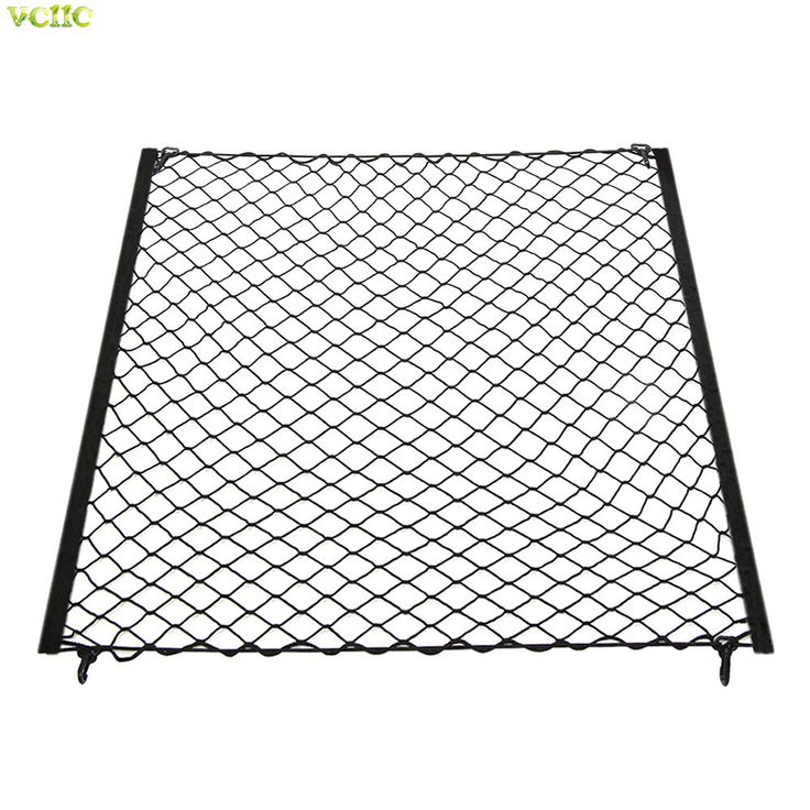 Floor Style Car Trunk Cargo Net Fit For Ford Focus 2 Focus 3 4 Kuga Ecosport Edge Mondeo Fiesta Flex Fusion Expedition Windstar