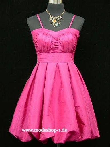 Cocktailkleid Hispaniola in Pink