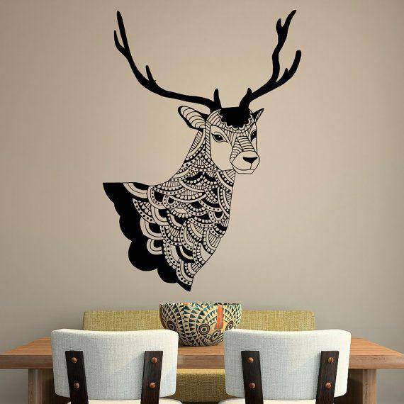 Best 25+ Deer head decor ideas on Pinterest   Deer heads ...