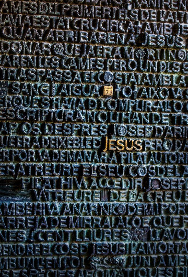 Sagrada Familia Door Jesus (33) by Altan Biket on 500px
