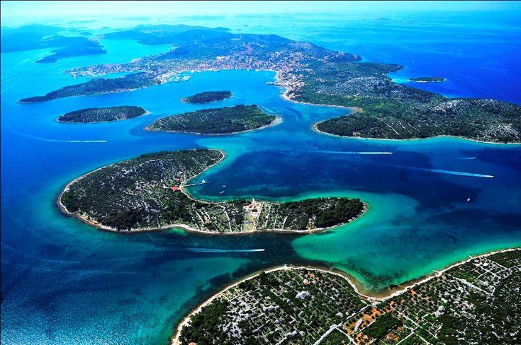 Kornati - Croatia #sailing