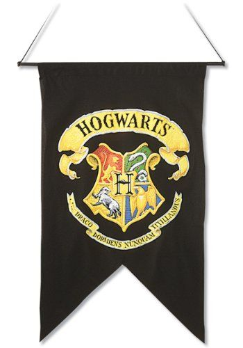 Harry Potter Hogwart's Printed Wall Banner  Rubie's Costume Company has designed quality costume and fun clothing for decades. Trusted to be the leader of cosplay, Halloween, and general decor items, Rubie's does not sacrifice quality for price. Expect the highest in costume design and material with Rubie's. Measures 30″Hx20″W. Measures 30″Hx20″W. Perfect accessory for your Harry Potter Party! Measures 30″Hx20″W. Measures 30″Hx20″W. Perfect accessory for your Harry Potter Party! Deco..