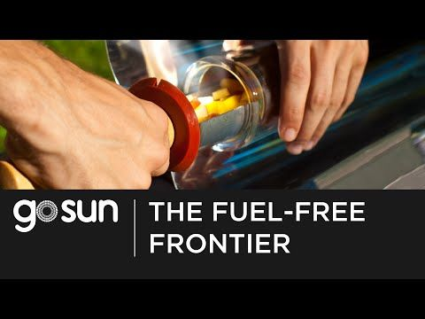 GoSun Stove: Fast, Portable and Practical Solar Cooker