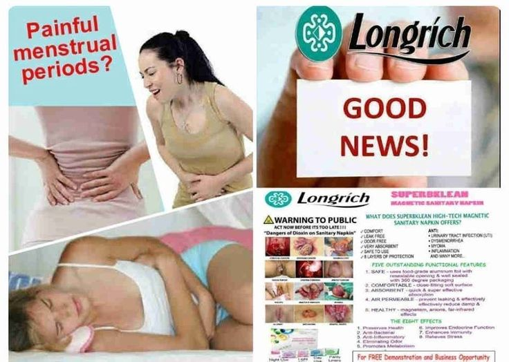 Be Healthy always Longrich: SuperbKlean Magnetic Sanitary Napkin and Testimony...