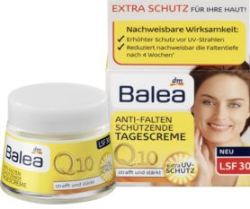 Balea Q10 Anti Aging Day Cream LSF 30 - 50ml