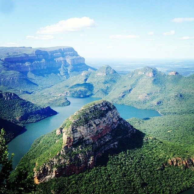 Blyde River Canyon (Hoedspruit, South Africa) on Somewhere