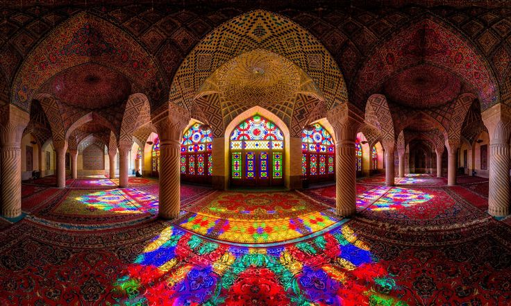 Iran's travel hotspots – in pictures