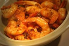 recette Crevettes sautées à l'ail, curry, gingembre et Sauce Soja Plus de découvertes sur Le Blog des Tendances.fr #tendance #food #blogueur