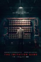 The Imitation Game - English mathematician and logician, Alan Turing, helps crack the Enigma code during World War II. Cast: Allen Leech Ancuta Breaban Benedict Cumberbatch Charles Dance Hannah Flynn Hayley Joanne Bacon Keira Knightley Mark Strong Matthew Beard Matthew Goode Rory Kinnear Steven Waddington Tom Goodman-Hill Tuppence Middleton