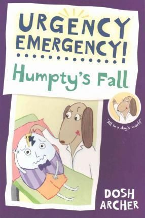 Humpty Dumpty arrives at City Hospital with a cracked shell. All the kings' horses and all the kings' men tried to help him, but they just made him lose more yolk! Can Doctor Glenda and Nurse Percy save the day and put this egg back together again?