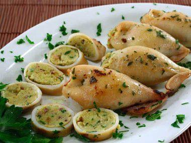 Calamari ripieni di patate - Mag-Chef | magchef
