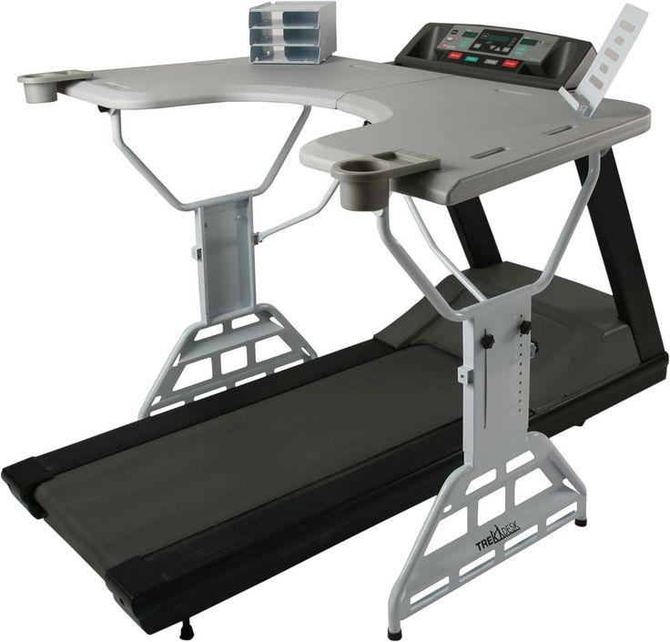 Trek Desk Treadmill Desk, Byo Treadmill // $479