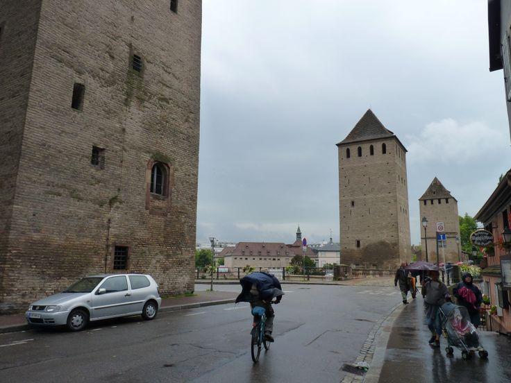 Strasburg. Puentes Cubiertos.