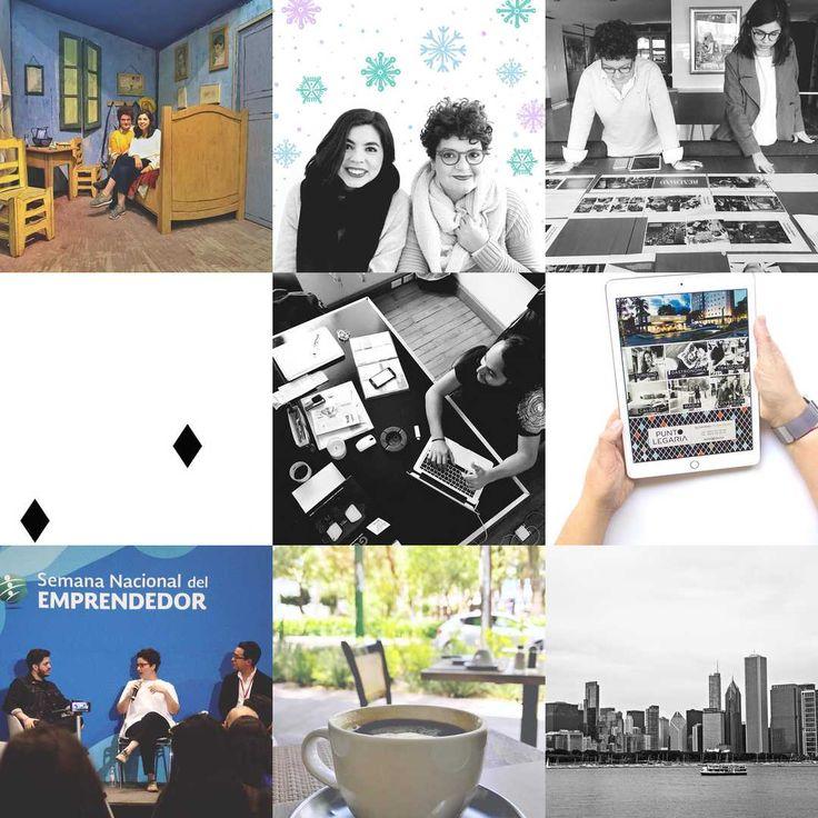 Nuestras #bestnine2017 que muestran muy bien un poco de todo lo que disfrutamos hacer: recorrer la ciudad, crear, desarrollar proyectos, platicar saboreando café y viajar. ✨☕️🌇  #delaherránmurillo #comunicación #diseño #2017bestnine #2017 #yearinphotos #igers #igersmexico #instagood #art #museum #exhibition #ipad #ipadpro #coffee #coffeelover #chicagoskyline #chicago #cupofcoffee #meeting #creativeprocess #create #projects #teamwork #awesome #beautiful #books #graphicdesign #editorialdesign