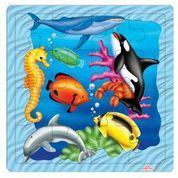 Artiwood | Aspects Of Australia | Great Barrier Reef Puzzle