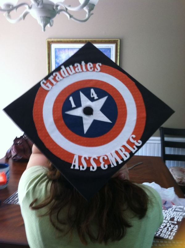 13 Graduation Cap Decorating Ideas | No Sleep Till Brooklynn