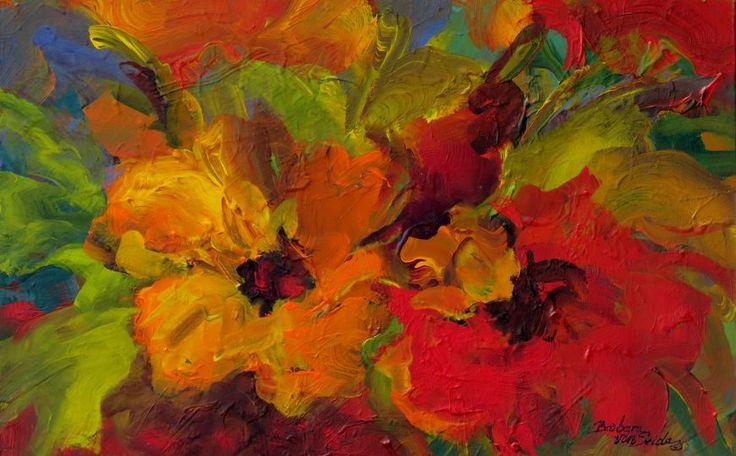 Barbara von Seida - artist of The Little Gallery