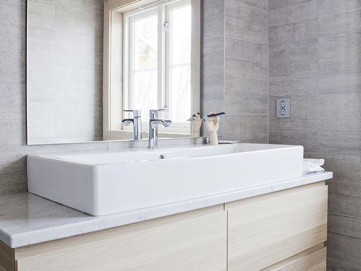 Fine fliser på badet