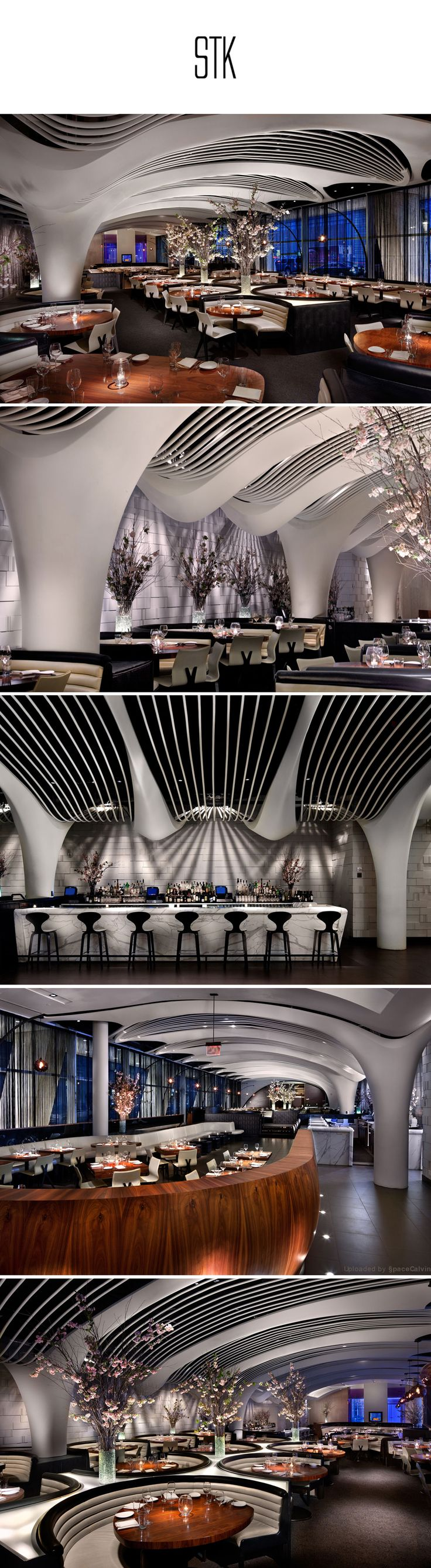 STK Midtown restaurant ::  ICRAVE, New York.....