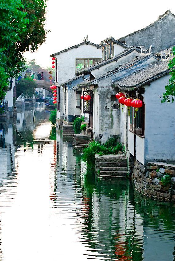 Zhouzhuang, Jiangsu, China