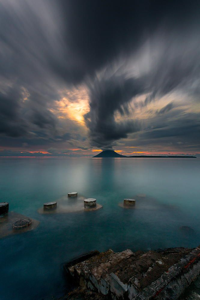 Dancing by wandi hardian on 500px, seascape, Indonesia