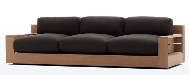 JAMES PERSE Craftsman Sofa
