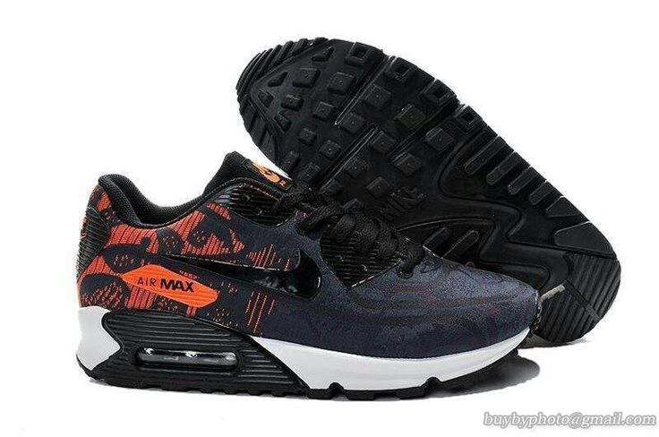 Womens 2015 Nike Air Max 90 Knited Jogging Shoes