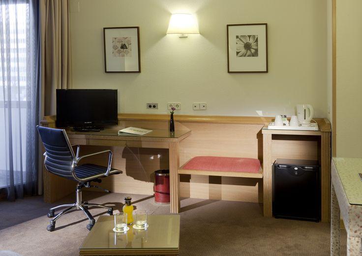Habitación ejecutiva - Holiday Inn Madrid-Pirámides